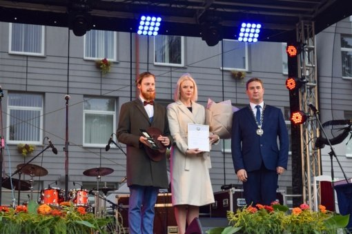 Raseinių garbės piliečio vardas oficialiai suteiktas šalies patriotui Antanui Vizbarui