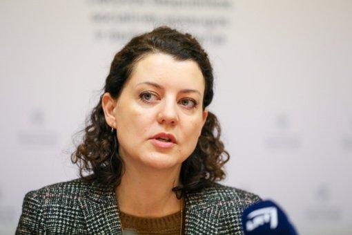 M. Navickienė: skurdą mažinti labiau sekasi didesnėms savivaldybėms, taikliau – mažosioms