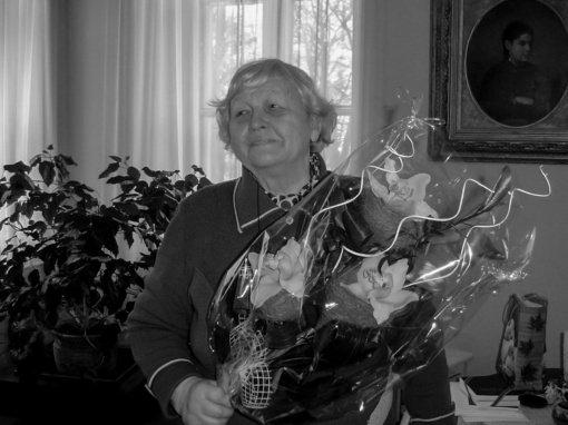 Anapilin iškeliavo Vilkaviškio rajono garbės pilietė Gabrielė Karalienė