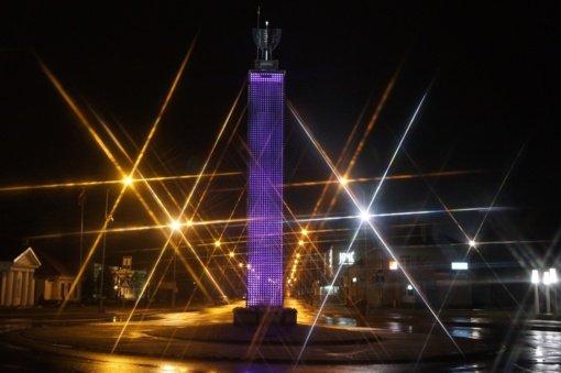 Jonava nušvis purpurine spalva - minėsime Tarptautinę Alzheimerio dieną