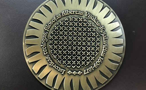 Paskelbtas A. Vijūko-Kojalavičiaus medalio ir premijos laureatas