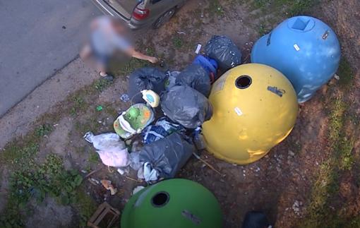 Atliekų atsikratantys kėdainiečiai vis dar abejingi tvarkai