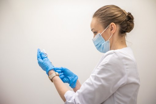 Gydytojai alergologai: retos išimtys, kada nepatariama skiepytis