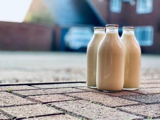 Pieno supirkimo kainos Lietuvoje per metus išaugo penktadaliu