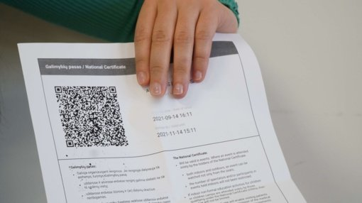 Kaune tiriamas galimas vakcinacijos nuo COVID-19 dokumentų klastojimas