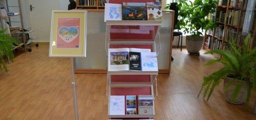 Europos judumo savaitė Trakų viešojoje bibliotekoje