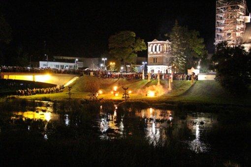 Pasvalyje praūžė miesto šventė – subūrė miesto gyventojus ir svečius