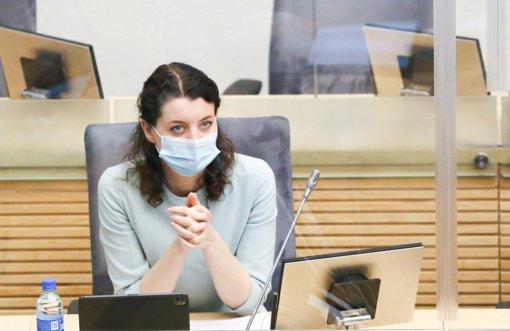 M. Navickienė: papildomai bus apie 7,5 tūkst. šildymo kompensacijos gavėjų