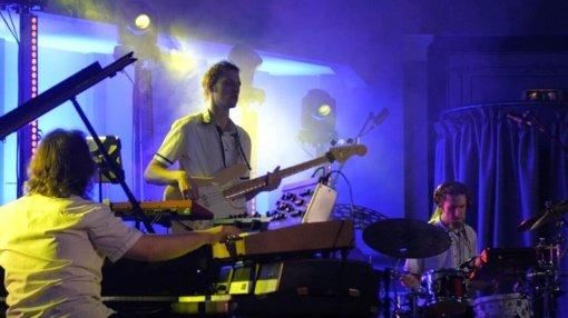 Turizmo dienose – Brolių Bazarų muzikinės Čiurlionio kūrinių interpretacijos