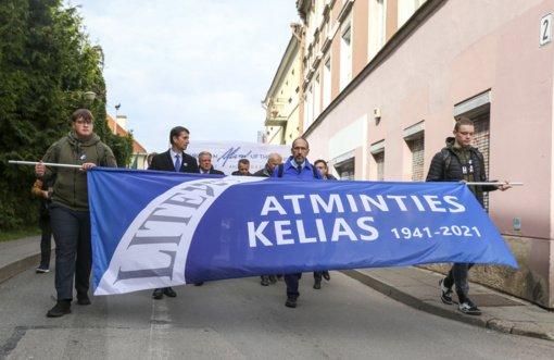 Seimo rezoliucijoje siūloma pradėti diskusijas dėl galimo Vilniaus Didžiosios sinagogos atstatymo