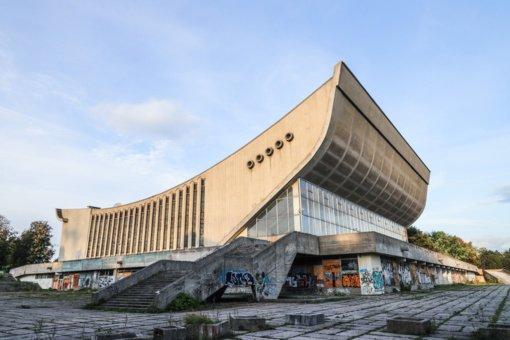 Baigiamas Vilniaus koncertų ir sporto rūmų rekonstrukcijos projektavimo etapas, bet darbai neprasidės