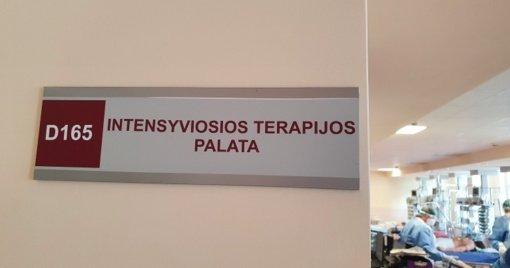 Santaros klinikose situacija darosi vis sudėtingesnė: bus ribojamos kai kurios planinės paslaugos