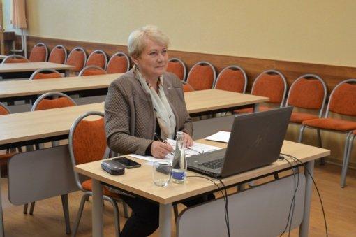 Vyko nuotolinis Vilniaus rajono tarybos posėdis