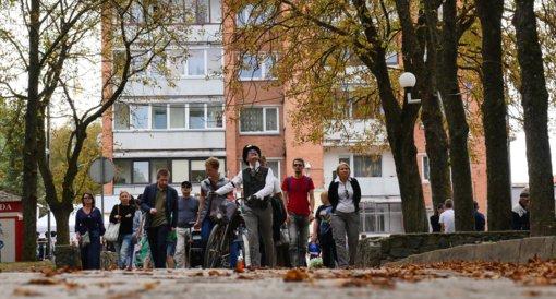 Šiaulių bulvare bus minima Turizmo diena – laukia staigmenos ir prizai