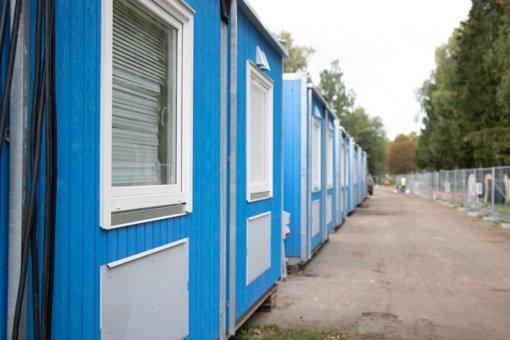 Rasti 8 iš Ruklos stovyklos pabėgę migrantai, dar 13 ieškoma