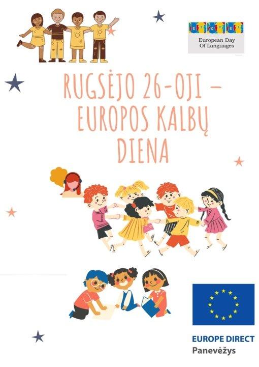 Europos kalbų dienos dvidešimtmetis