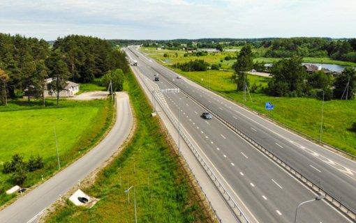 Pradedami rengti kelio Vilnius–Utena vieno ruožo priešprojektiniai sprendiniai
