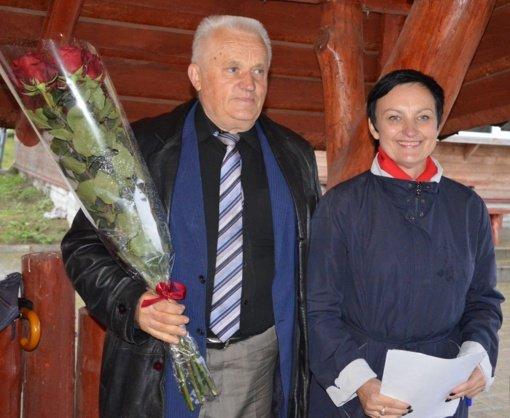 Lietuvos valstiečių ir žaliųjų sąjungos Prienų skyriui vadovaus pirmininkė Laimutė Jančiukienė