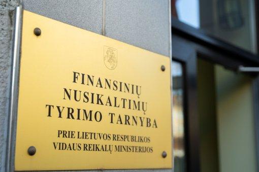 Klaipėdiečiui pateikti kaltinimai dėl nusikalstamo įmonės bankroto ir 200 tūkstančių eurų pasisavinimo