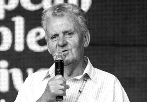 Anapilin iškeliavo Radviliškio miesto garbės pilietis Petras Rimas Kundrotas