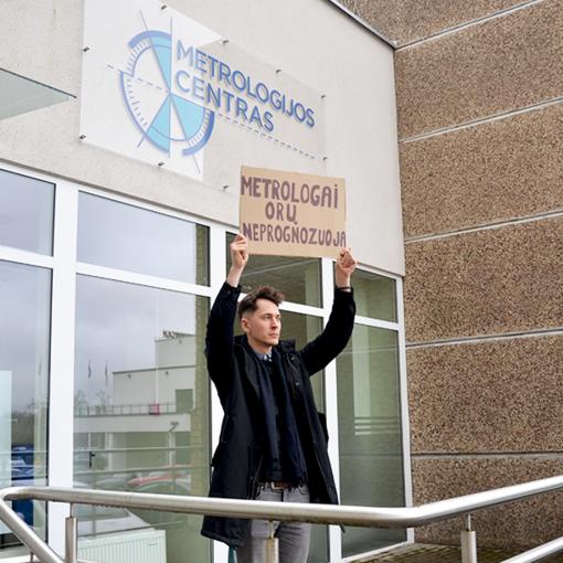 Turto bankas užbaigė Vilniaus metrologijos centro privatizavimą