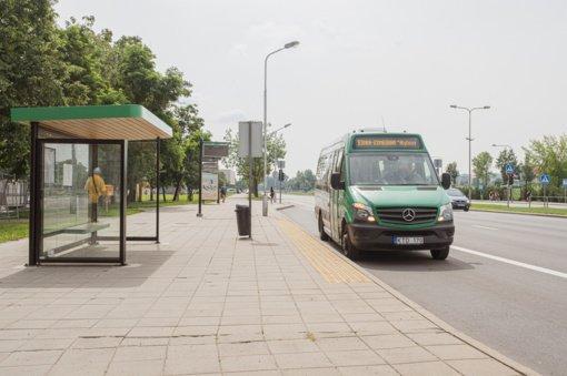 Penktadienį viešasis miesto transportas Alytaus senjorams – už vieną centą