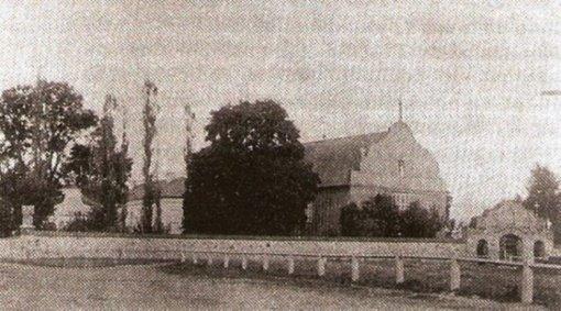 Elgeta savaitės tikslumu išpranašavo Gelvonų bažnyčios gaisrą
