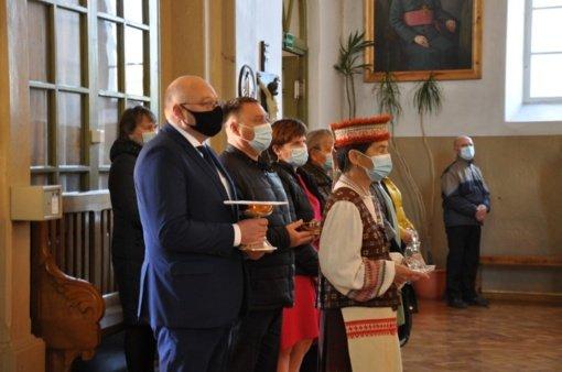 Pakruojo bažnyčioje paminėti Švč. M. Marijos Belaisvių Globėjos atlaidai