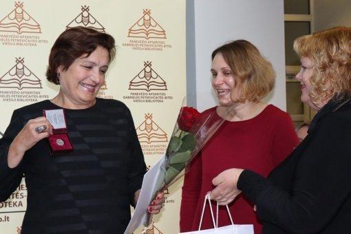 "Ignalinietė bibliotekininkė – konkurso ""Ad astra"" laureatė"