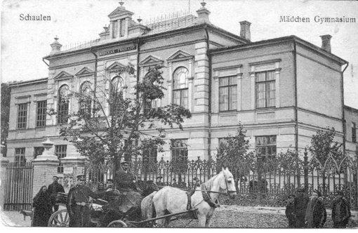 (Ne)žinoma Šiaulių istorija (3): Grafai Zubovai