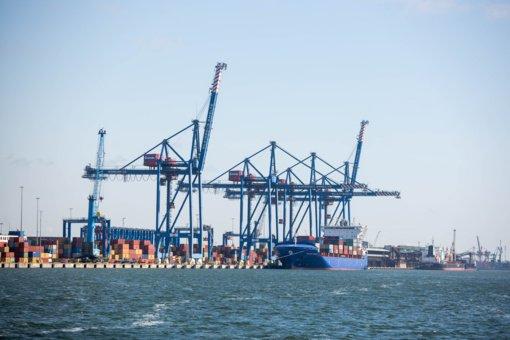 Eksportuotų prekių kainos per metus augo 6,8 procento