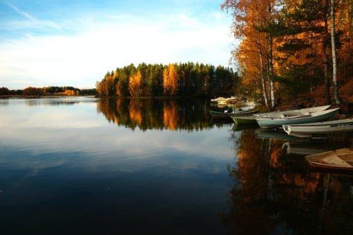 Pirmas spalio savaitgalis nudžiugins malonia šiluma