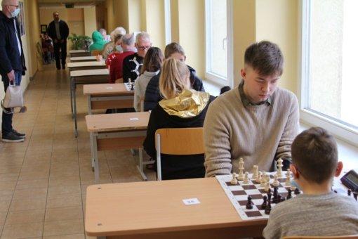 Greitųjų šachmatų turnyro tradicija tęsiasi