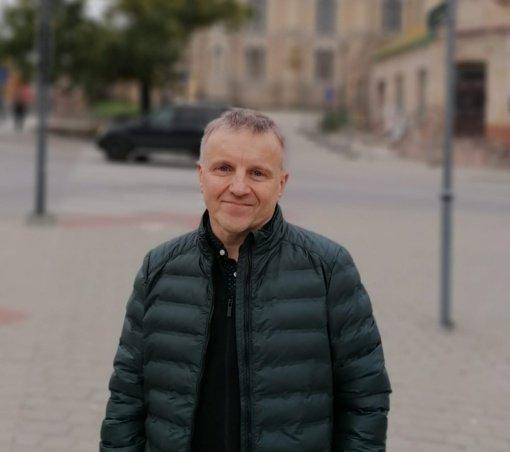 """Fortepijono virtuozas Arijus Ivaškevičius: """"Laimė būti mokytoju"""""""