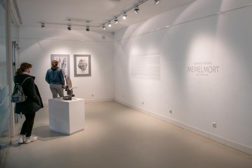 Kviečiame aplankyti parodą MEMELMORT VDA Telšių galerijoje