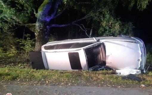 Savaitgalį keliuose žuvo keturi eismo dalyviai