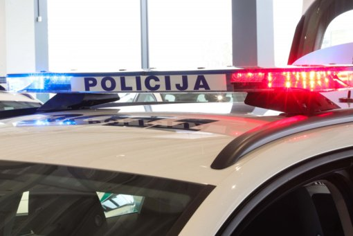 Pareigūnai per reidą Vilniaus apylinkėse patikrino apie 500 transporto priemonių vairuotojų