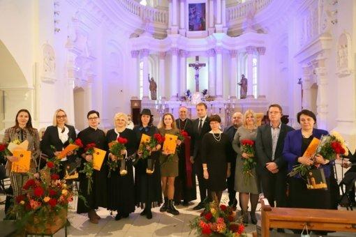 Tarptautinės mokytojų dienos proga pagerbti Šiaulių mokytojai - metų geriausiųjų dešimtukas