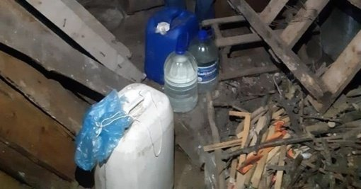 Raseinių rajone policija aptiko naminės degtinės