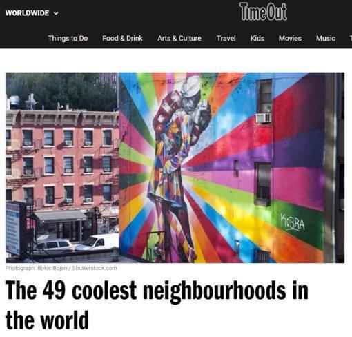 Vilniaus rajonas pateko į įdomiausių pasaulio kvartalų sąrašą