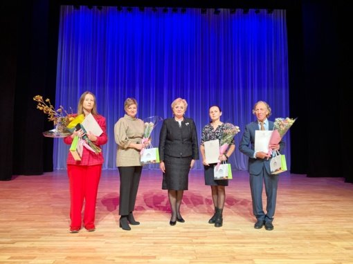 Tarptautinės mokytojų dienos šventė Birštone: padėkos, sveikinimai ir nuoširdžios emocijos