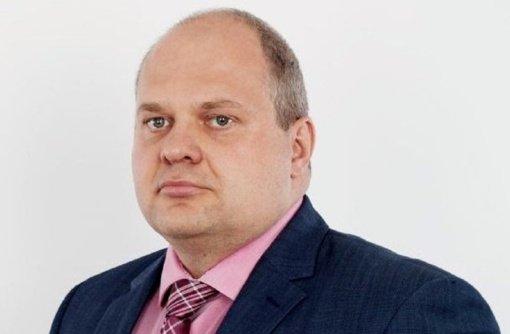 """""""Jonavos grūdams"""" vadovaus D. Karpavičius"""