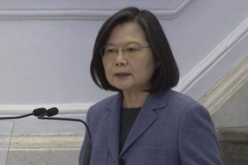 Taivano prezidentė dėkoja Lietuvai už vakcinas: tai rodo mūsų partnerystės tvirtumą
