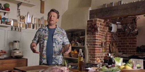 Jamie Oliveris atskleidė, kas jam padėjo numesti svorio