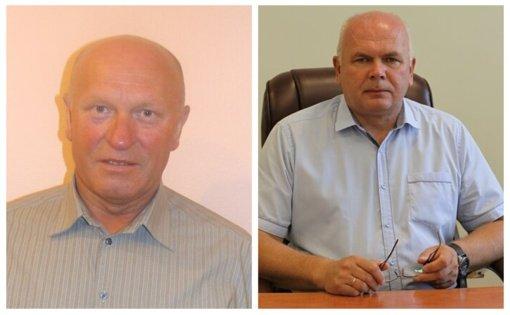Dvikovoje dėl Kelmės mero posto susirungs I. Petkevičius ir S. Jokubauskas