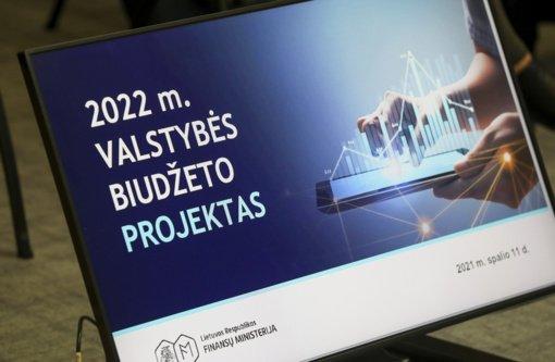 Kitų metų biudžete – 3 milijardų eurų deficitas