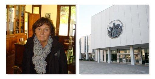 VDU Botanikos sodo mokslininkė dr. O. Ragažinskienė laikinai vadovauja Nacionalinei sveikatos tarybai