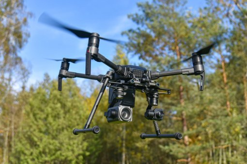 Elektros vagystės nustatomos ir dronais
