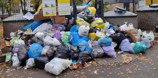 Aktuali informacija dėl atliekų išvežimo Plungės rajone