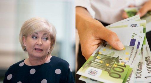 Svarbiausi antradienio įvykiai: 100 eurų išmoka, Mildažytė tęs darbą LRT